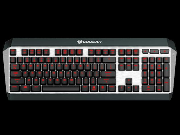 COUGAR-ATTACK X3 紅軸紅光 1