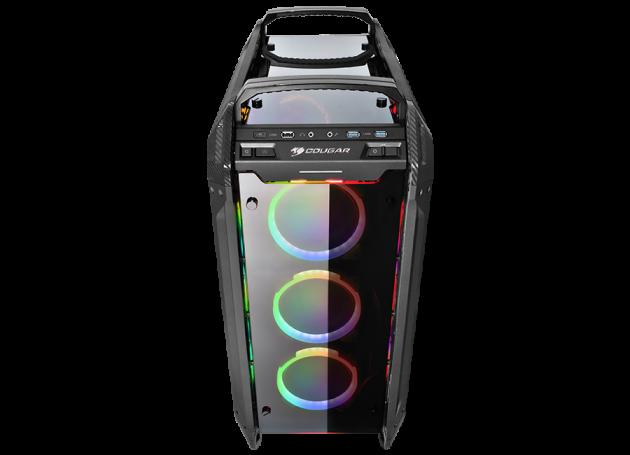 COUGAR PANZER EVO RGB 2